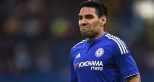 Daily Mail: Conte le informó a Falcao que no sigue en Chelsea