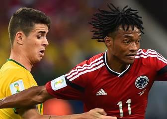 Corriere dello Sport: Cuadrado a Chelsea, Oscar a la Juventus