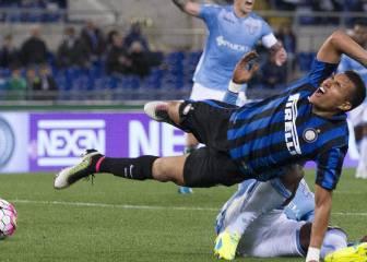 DT del Inter está molesto con Murillo por su nivel ante Lazio