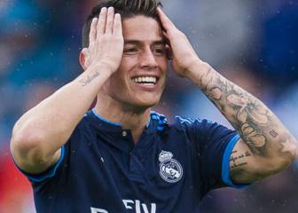 Corriere dello Sport: Mendes ofrecerá a James a la Juventus