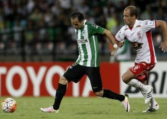 Nacional vs Huracán en vivo online: Copa Libertadores 2016