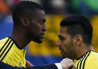 Falcao, Teo y Jackson: ¿Adiós definitivo a la Selección?