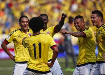 Colombia se mantiene en el cuarto puesto de escalafón Fifa