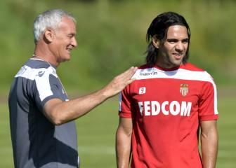 Falcao sería opción de Ranieri para reforzar al Leicester