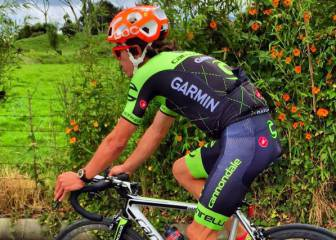 Rigo está listo para el Giro ¿Le alcanzará para ser campeón?