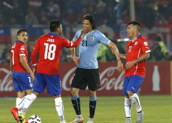 Vergüenzas de Copa: Veto a un crack a la provocación de Jara