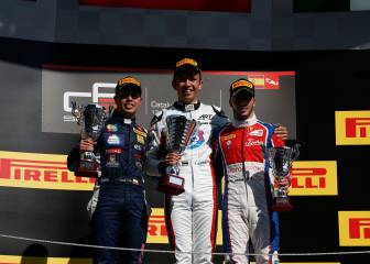 Oscar Tunjo: podio colombiano en las pistas de Europa