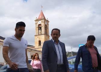 Falcao vuelve a Colombia y hace un alto en Gachancipá