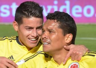 Bacca sobre James: En la Selección le damos confianza