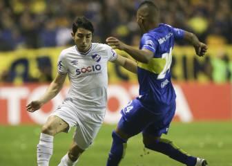 Boca Juniors 1 - 1 Nacional (4-3): Resumen, resultado y goles