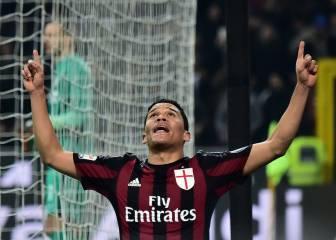 Bacca desea la Copa Italia y su tercer título seguido en Europa