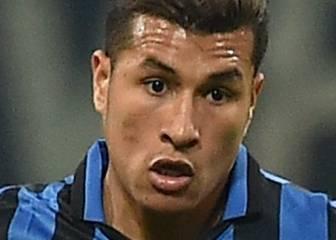 Jeison Murillo sigue vigente en la lista para la Premier League