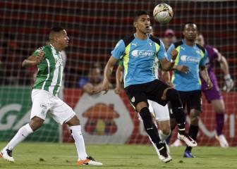 Festival de goles de Nacional frente a Equidad en el Atanasio