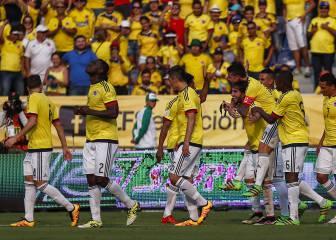 Colombia y Haití se enfrentarán por quinta vez en la historia