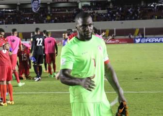 Las figuras de Haití sueñan con una buena Copa e ir al Mundial