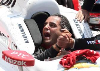 Montoya con dos triunfos antes de la edición 100 de Indy 500