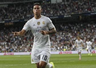 James va por el título que le hace falta: Champions League