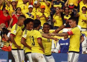 Colombia enfrenta a Haití con la mira en la Copa
