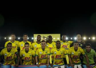Huila y Bucaramanga terminan la Liga Águila en empate