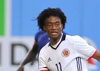 Colombia termina con triunfo examen antes de Copa América