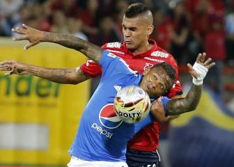 Los 10 datos que dejó la derrota de Millos ante Medellín