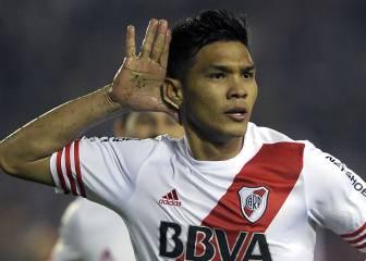 Teófilo Gutiérrez: ¿River Plate, España o México?