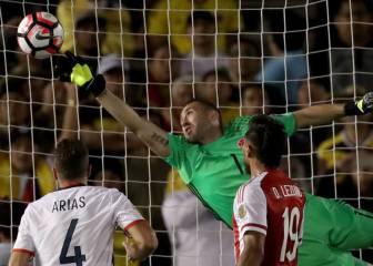 El Arsenal también alucina con la actuación de David Ospina