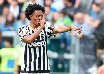 Presente y futuro de Cuadrado estaría con la Juventus