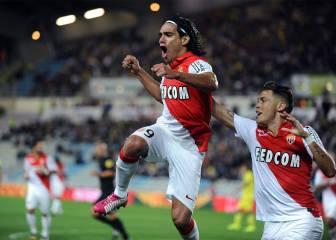 Champions, Liga y Copa francesa: objetivos de Falcao