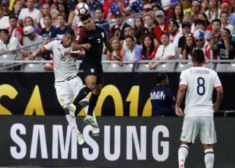 Estados Unidos vs Colombia: Resultado, ficha y crónica del partido