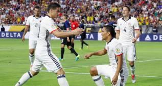 James lidera el ataque, arma sociedades y Colombia es 3ra