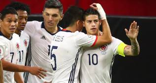 Podio en Centenario: Colombia tercera de la Copa América