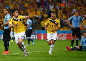 Se cumplen dos años del golazo de James en Brasil 2014