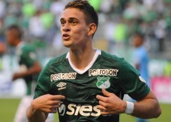 Santos Borré se incorporará al Atlético de Madrid el 5 de julio