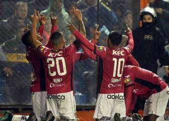 Independiente del Valle hace lo imposible y avanza a la final