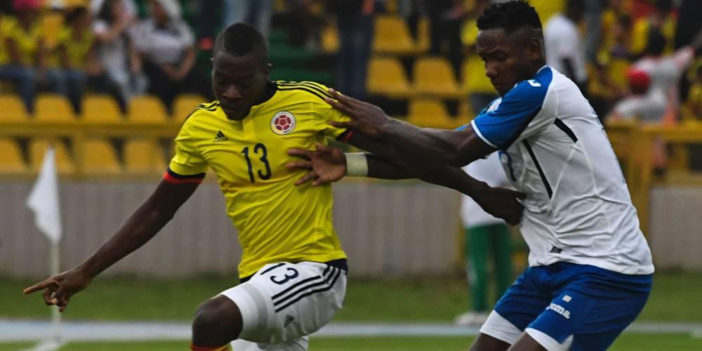 Colombia 2-0 Honduras: resultado, resumen y goles