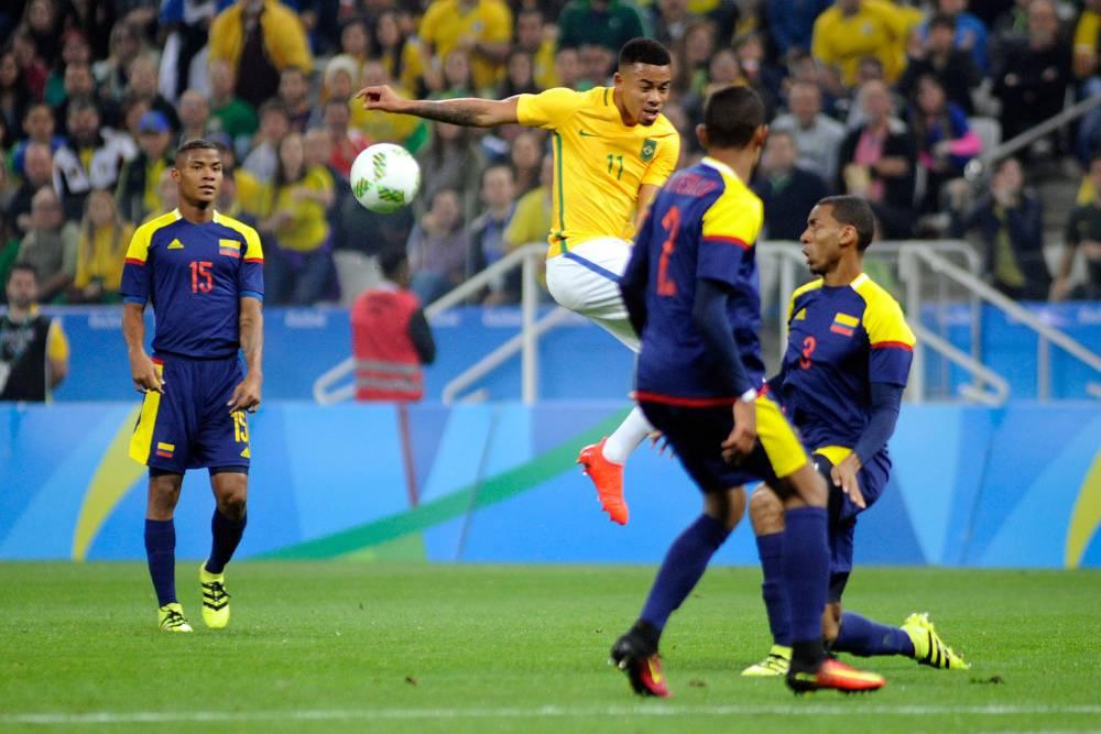 brasil 2 0 colombia resultado resumen y goles as