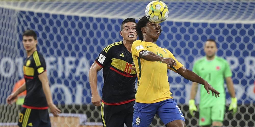 cea29ad90 Sigue Brasil vs Colombia en vivo online