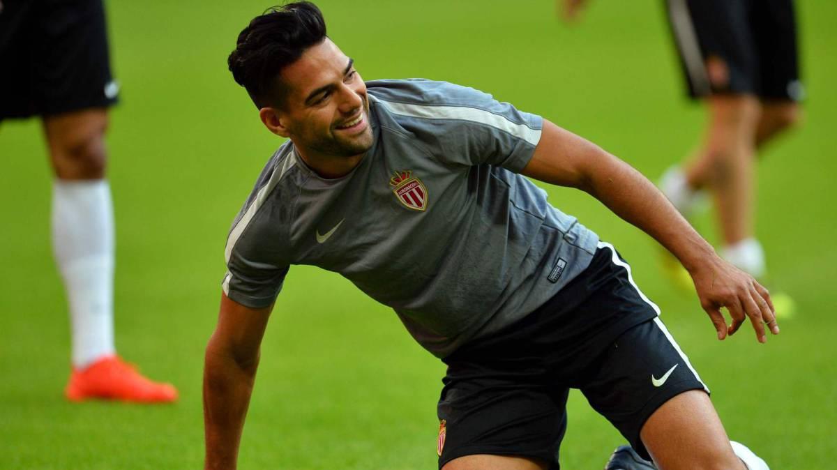 Con Falcao de titular, Mónaco enfrenta a Montpellier