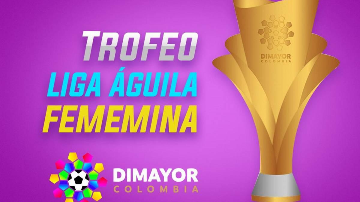 Así se jugará la Liga Femenina Águila 2017