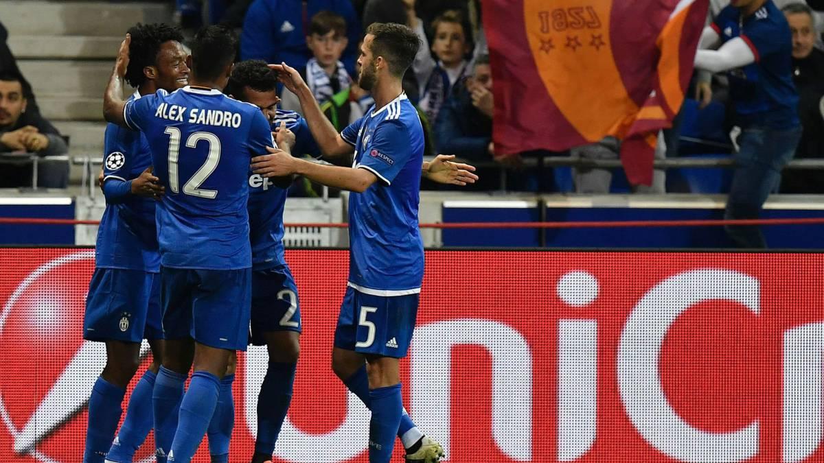 Miércoles de Champions: Sevilla, Juventus y Madrid, por la clasificación