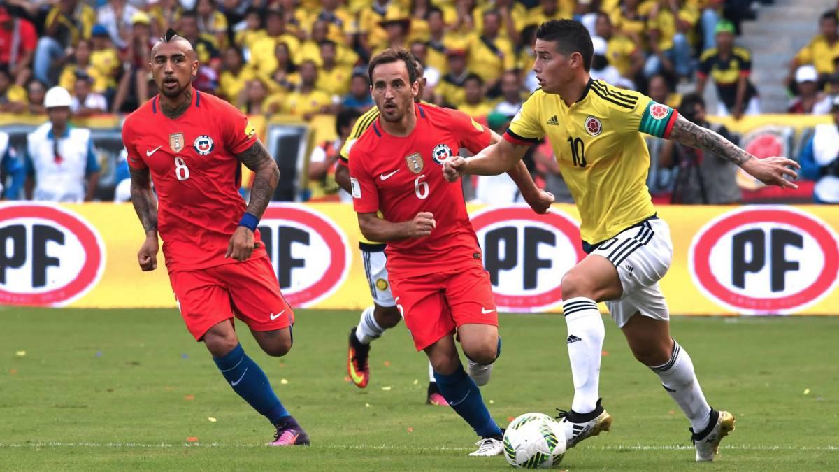 colombia chilena