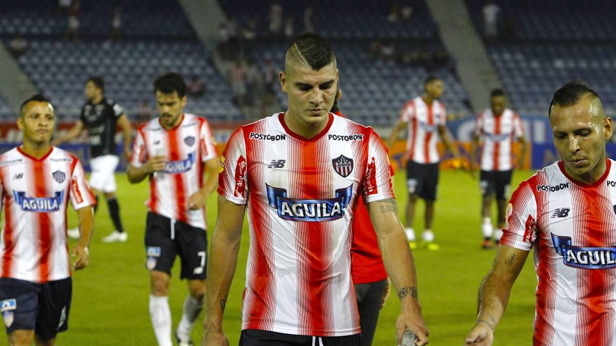 Giovanni Hernández no va más como técnico de Junior