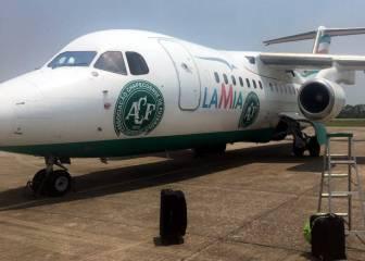 Última hora del accidente de avión del Chapecoense en Colombia