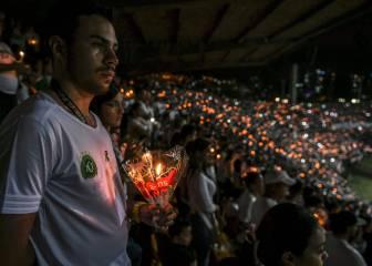 Emotivo adiós de la afición de Nacional: