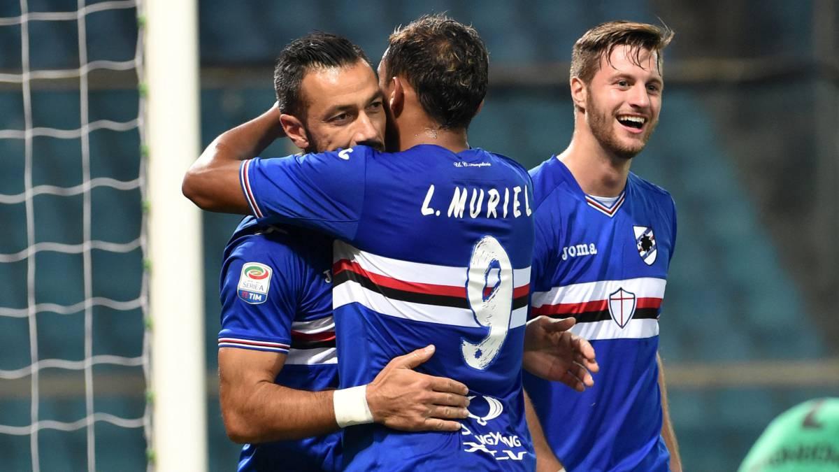 Sampdoria 0 - 0 Udinese  Resultado y resumen - AS Colombia a0f05fd34c29f