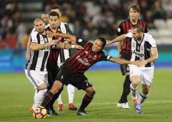 Milan 1 - 1 Juventus [5-4]: Resultado, resumen y goles