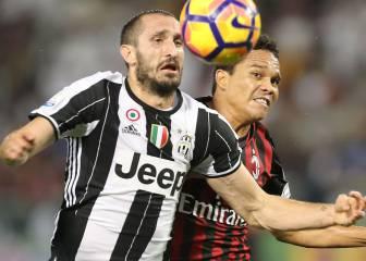 Bacca gana la Supercopa de Italia con el Milan