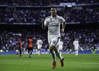 Un psíquico reveló que James saldrá del Real Madrid