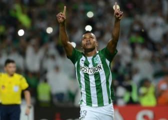 Miguel Borja el mejor de América: jugador del año